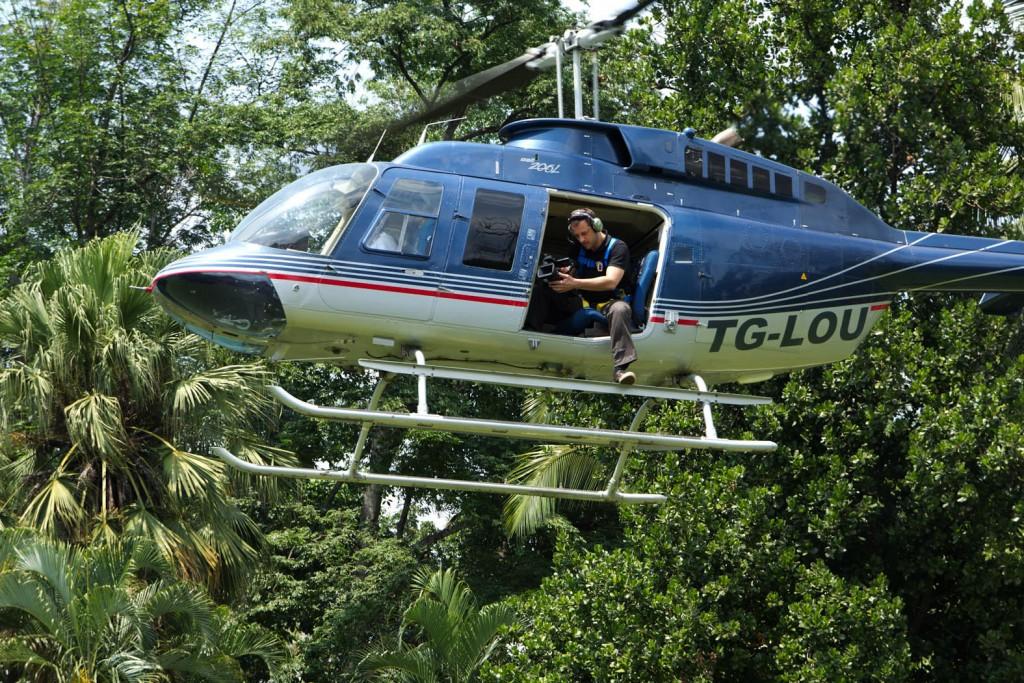 02_1stTakeFilm_Kameramann_Helikopter_Guatemala